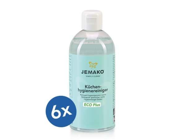 JEMAKO® Küchenhygienereiniger - 6 x 500 ml