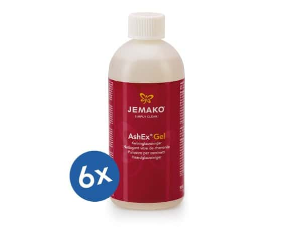 JEMAKO® AshEx©-Gel - 6 x 500 ml