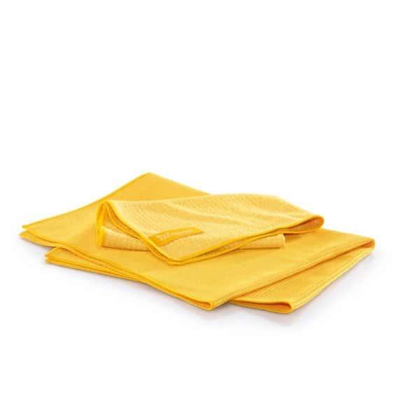 JEMAKO® Nass- & Trockenset - gelb
