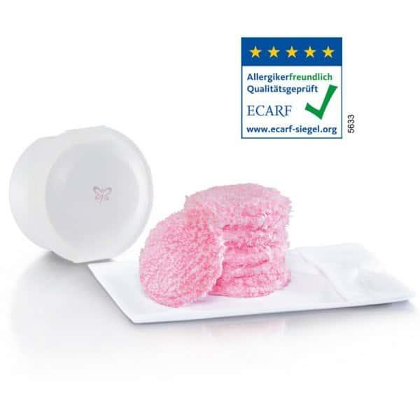 JEMAKO® Abschmink-Pads - pink