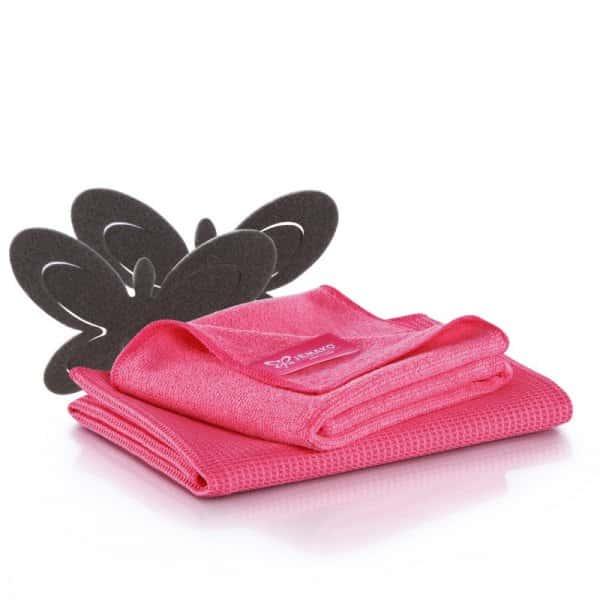 JEMAKO® Nass- & Trocken-Set pink