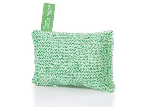 JEMAKO® Reinigungsschwamm Kurzflor - grün