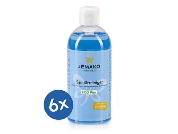 JEMAKO® Sanitärreiniger - 6 x 500 ml