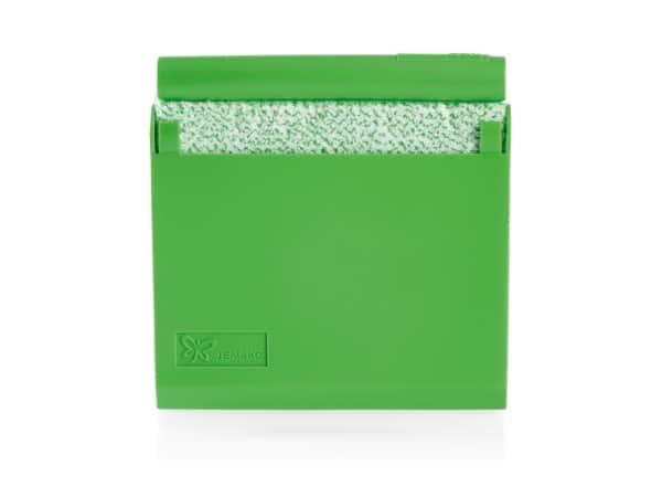 JEMAKO® Scraper mit Box u. Eiskratzerschiene -grün