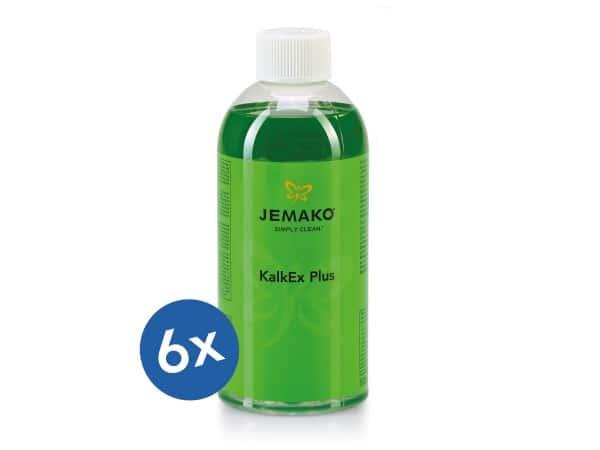 JEMAKO® KalkEx Plus - 6 x 500 ml