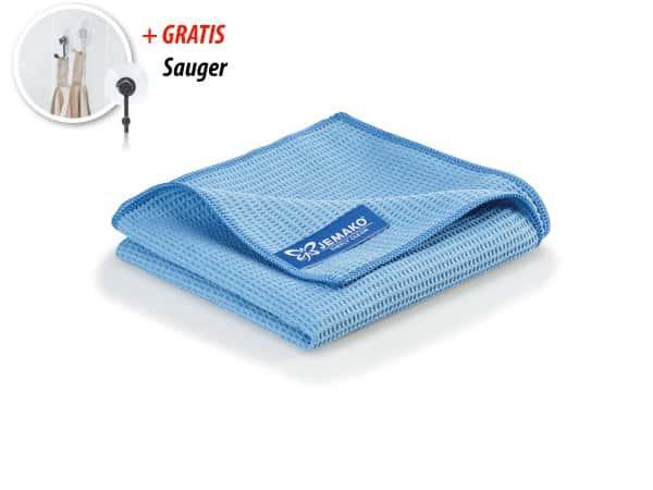 JEMAKO® Trockentuch groß (45 x 80 cm) - blau