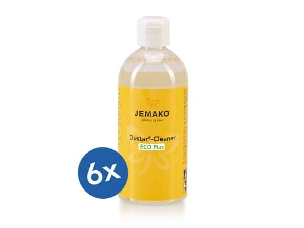 JEMAKO® Dustar©-Cleaner - 6 x 500 ml