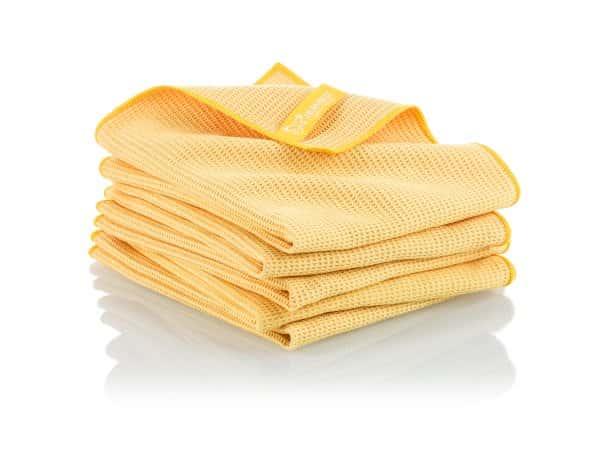 JEMAKO® Trockentuch klein - gelb - 5er Pack