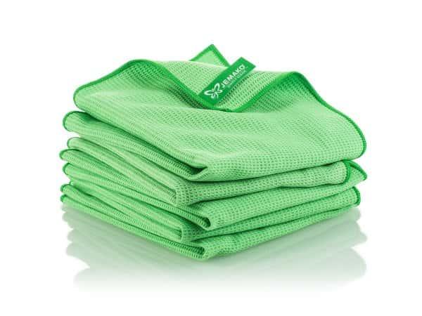 JEMAKO® Trockentuch klein - grün - 5er Pack