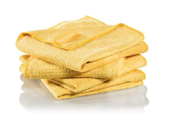 JEMAKO® Profituch klein 4er Pack - gelb